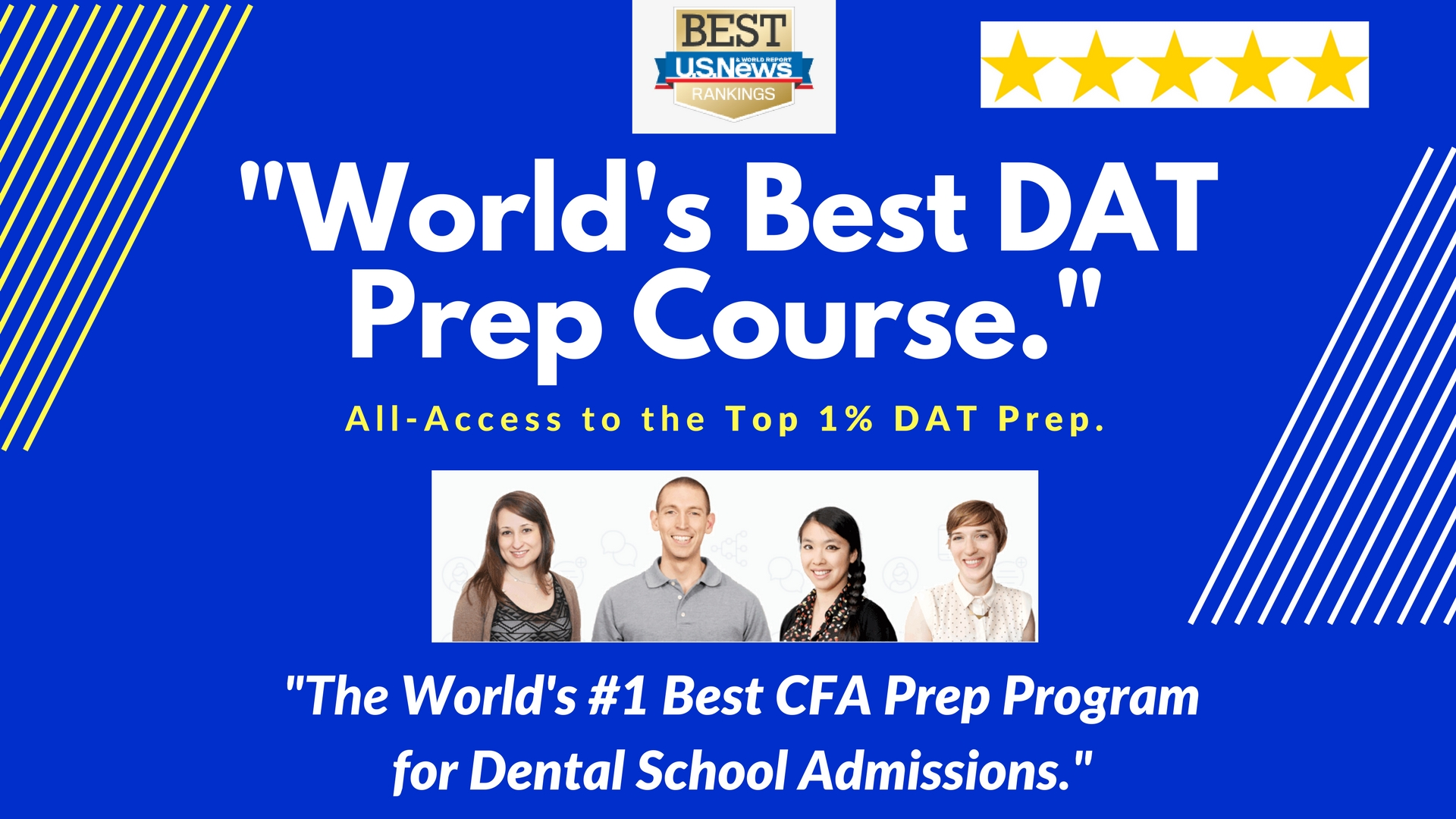 Best Reviewed DAT Test Preparation.