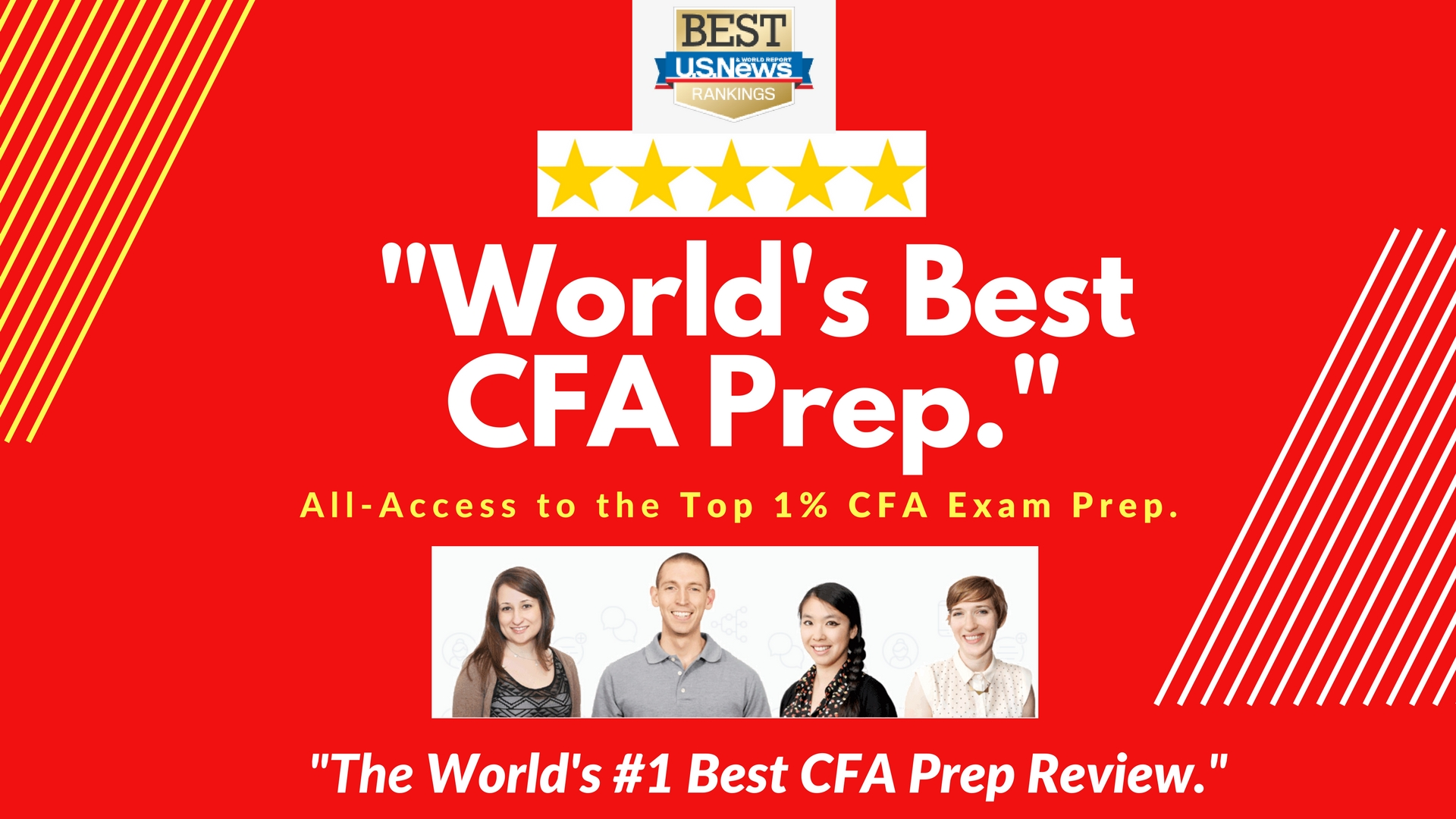 Review: How to Prepare for the CFA Exam.