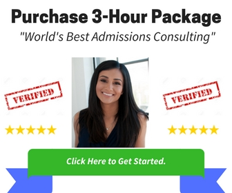 Purchase 3 Hours     Admissions Counseling Package  to get accepted off the waitlist at your top school.