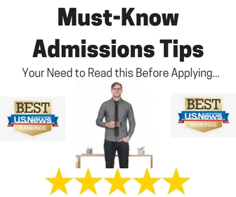Tips Before You Apply to Colleges    Purchase 3-Hours of Admissions Counseling Now.