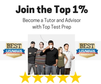 Apply to become a tutor with Top Test Prep.