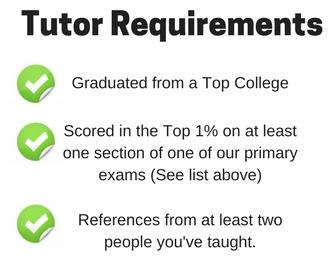 Tutor Hiring Requirements.