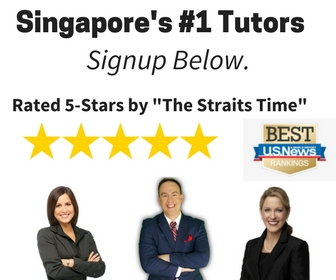 "Tutors in Singapore.  The ""Best-Ranked"" Worldwide.  Signup below..."