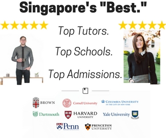 "Singapore's ""Best Tutors"" in the Country."