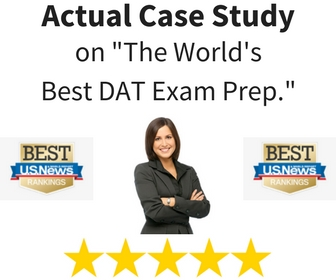 DAT Test Prep:  Explained with Review of Best DAT Courses in America.   Click here to purchase the DAT course now.