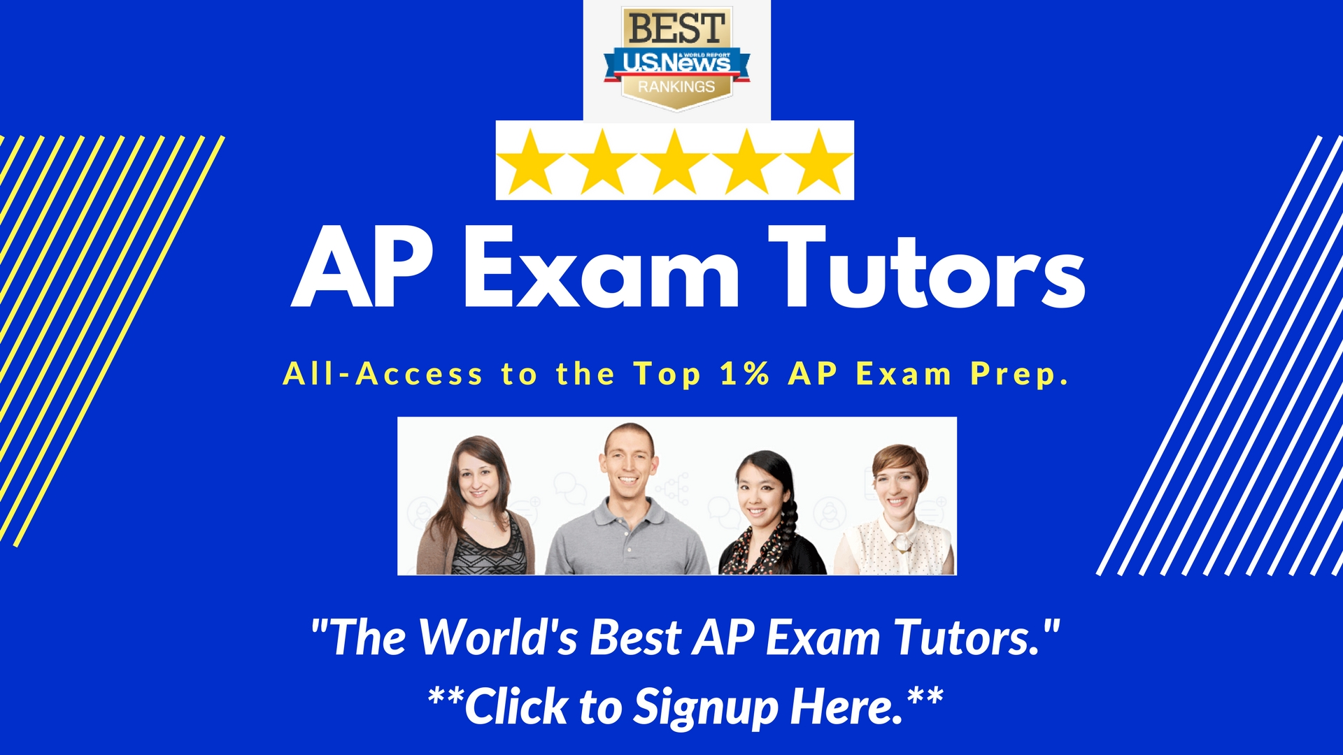 This article (read all) is about the AP Exam and How Your Son or Daughter Can Best Prepare...   To Signup for AP Exam Prep, Click Here.