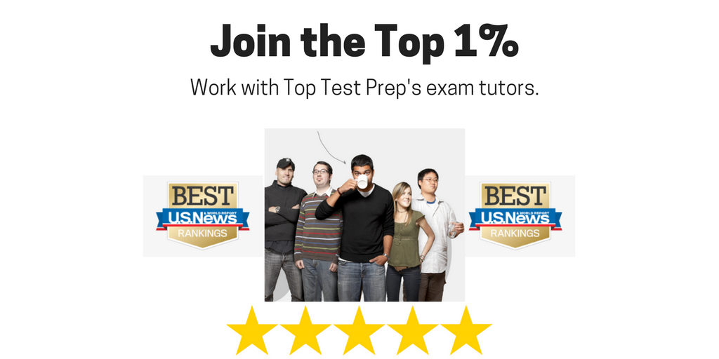 Our test prep tutors care about you.   And you will succeed with our help.