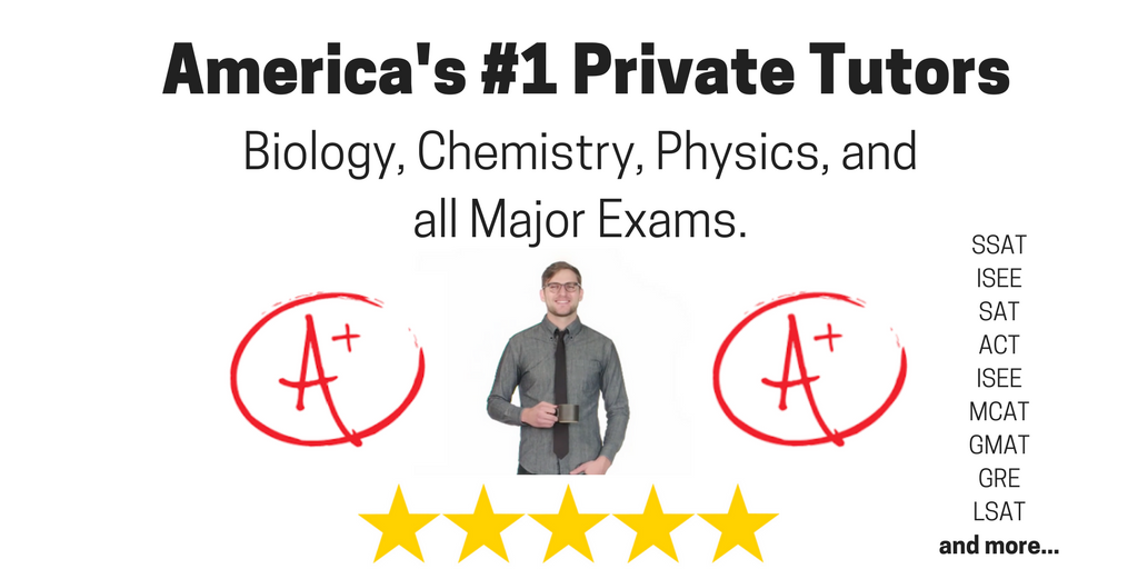 Hire Private Tutors... Work with Top Test Prep's #1 Local Tutors.
