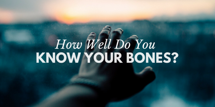 bone health, how well do you know your bones, bone facts