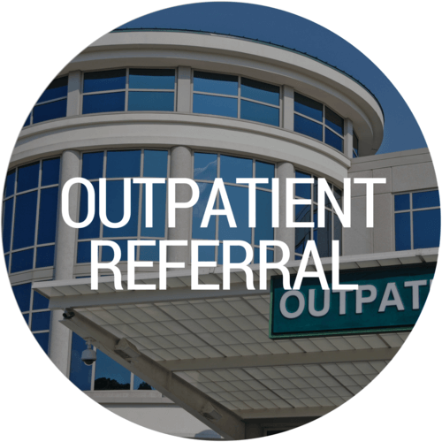 referring physician outpatient referral