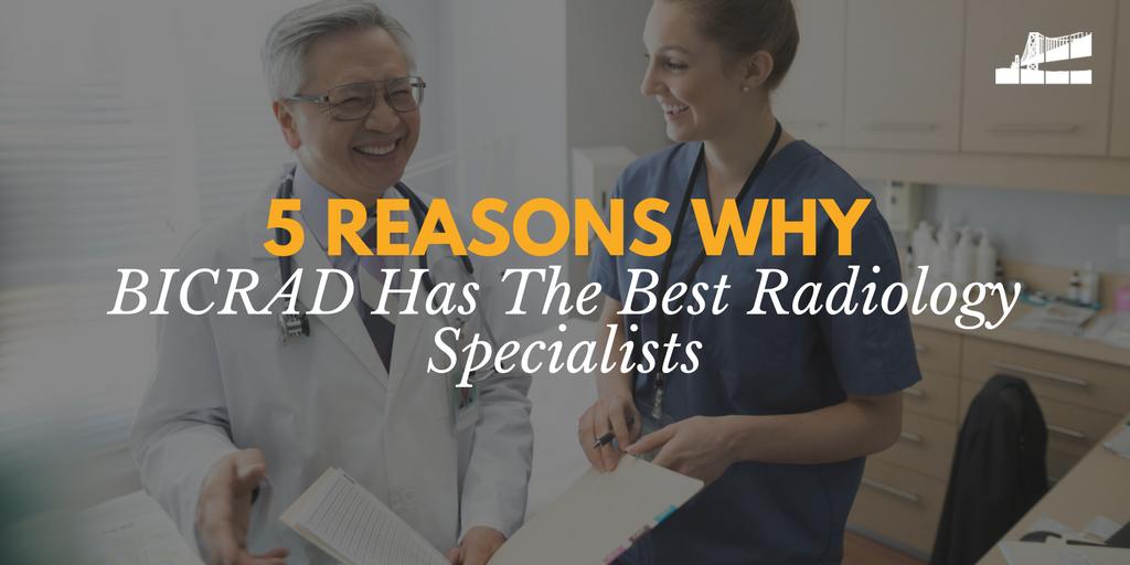 best radiology specialists, diagnostic imaging test, diagnostic radiology