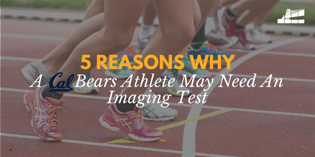 CalBears, CalAthletics, Imaging tests sports medicine
