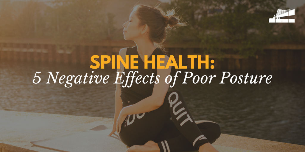 effects of bad posture, poor posture, chronic back pain,