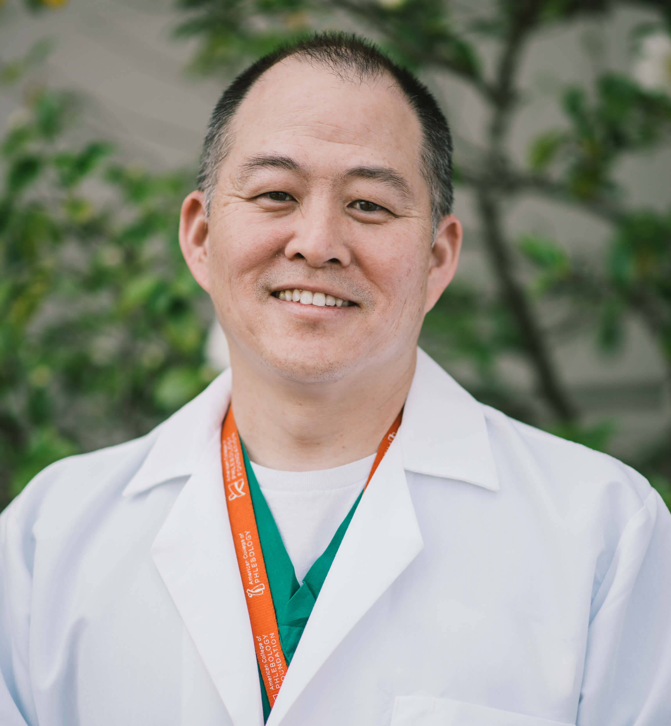 Christopher Lee, Interventional radiology, bay imaging consultants