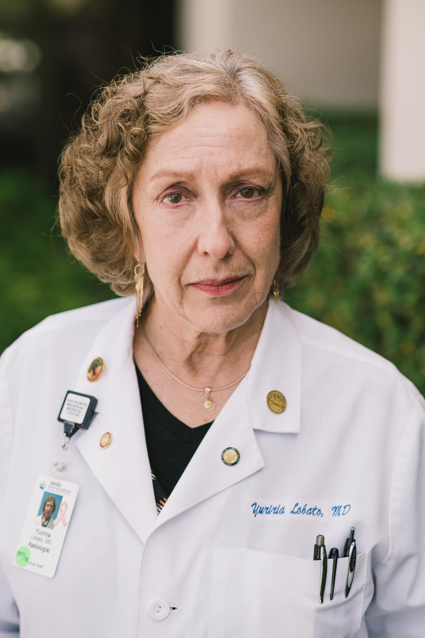 Yuririra Lobato, MD , diagnoistic radiology