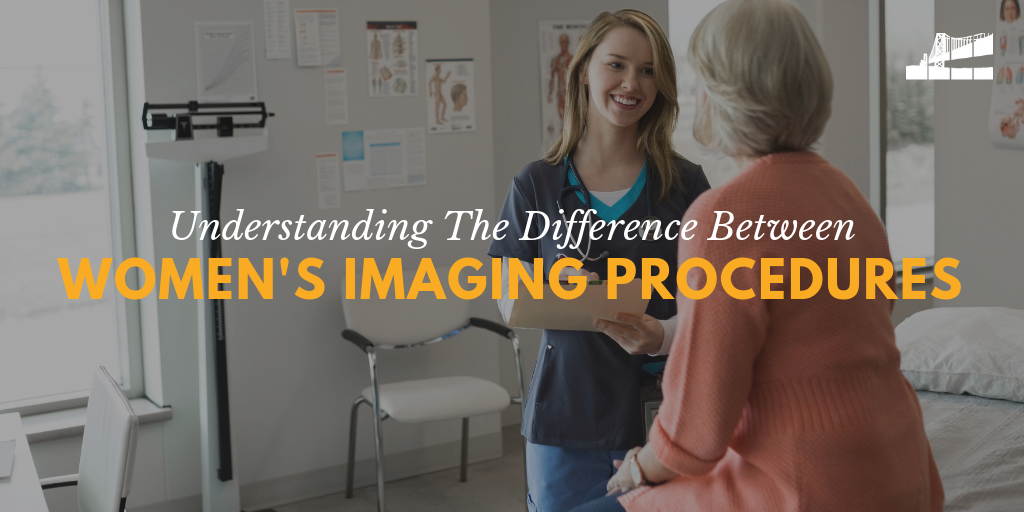 women's imaging, what is women's imaging, women's imaging procedures, mammography, mammography screening, diagnostic mammography, what is diagnostic mammography, breast cancer ultrasound, what is a breast cancer ultrasound, breast MRI, breast MRI exam, what happens during a breast MRI, breast biopsy, what is a breast biopsy, BICRAD, bicrad radiology