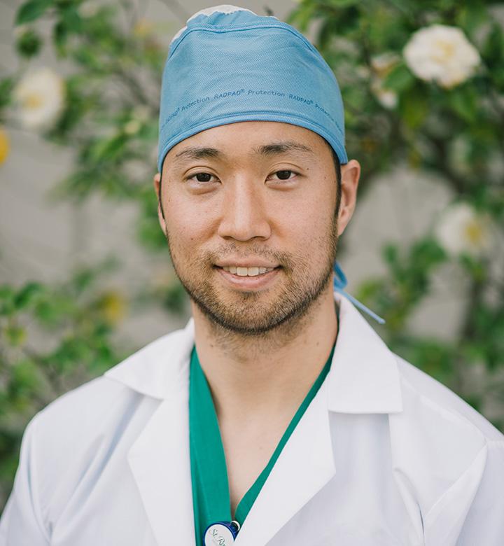 hans han, physician assistant, bicrad radiology