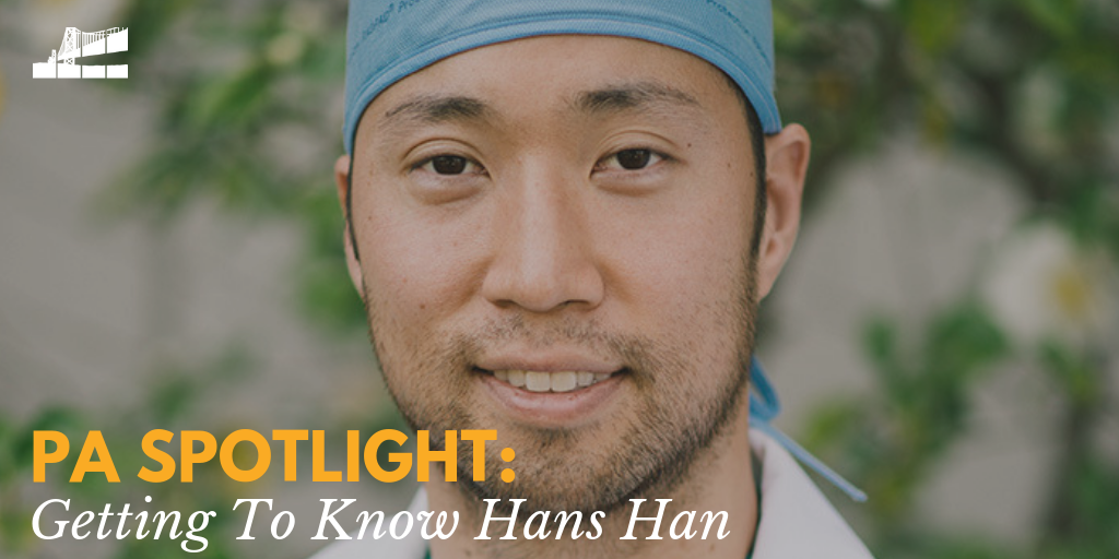 pa spotlight, national pa week, what is a physician assistant, BICRAD, BICRAD radiology, Hans Han PA, spotlight