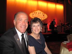 With Frank Biden, President of Mavericks High