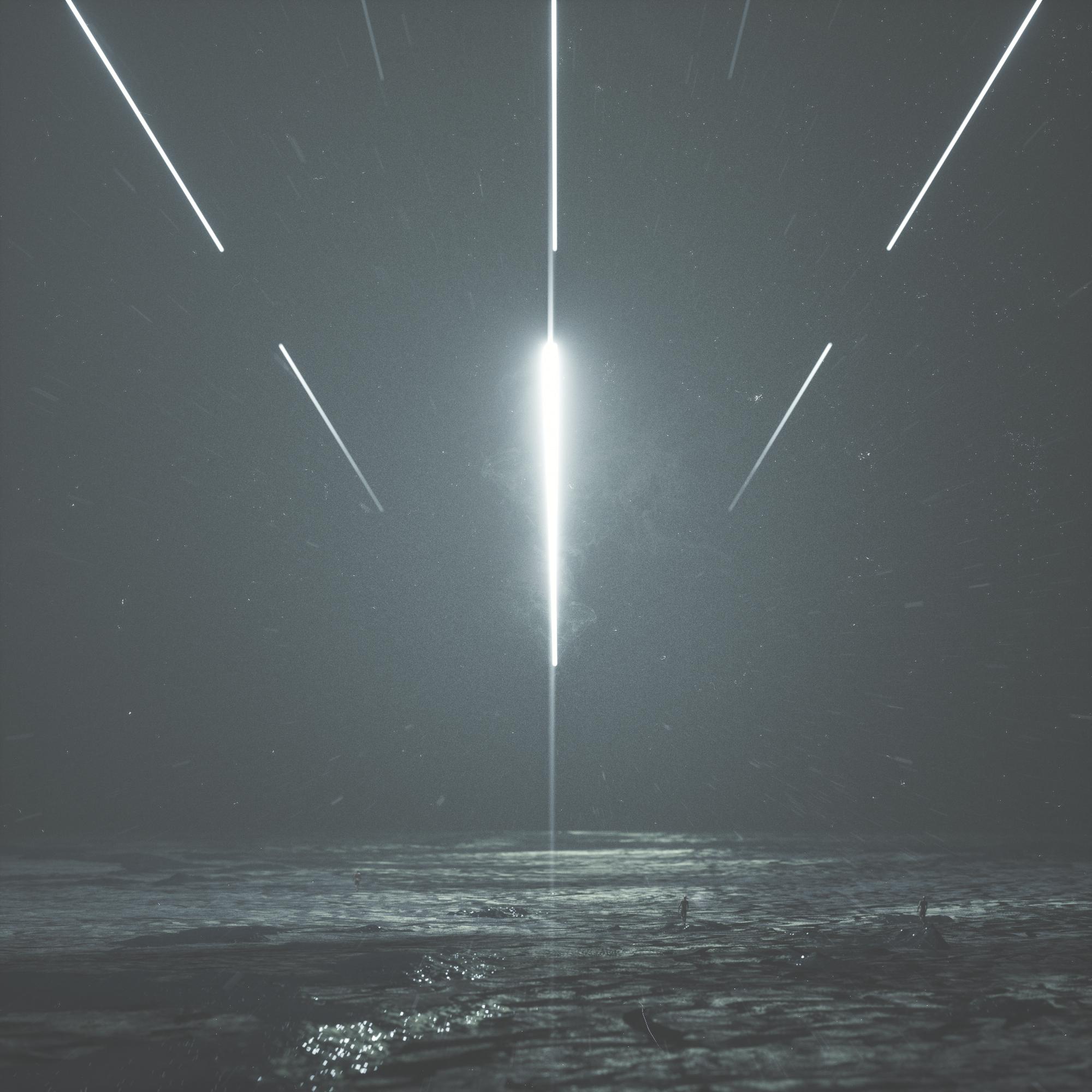 Galactic streetlamps
