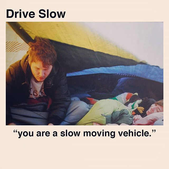 """You Are A Slow Moving Vehicle"" Streaming Mother's Day 2019."