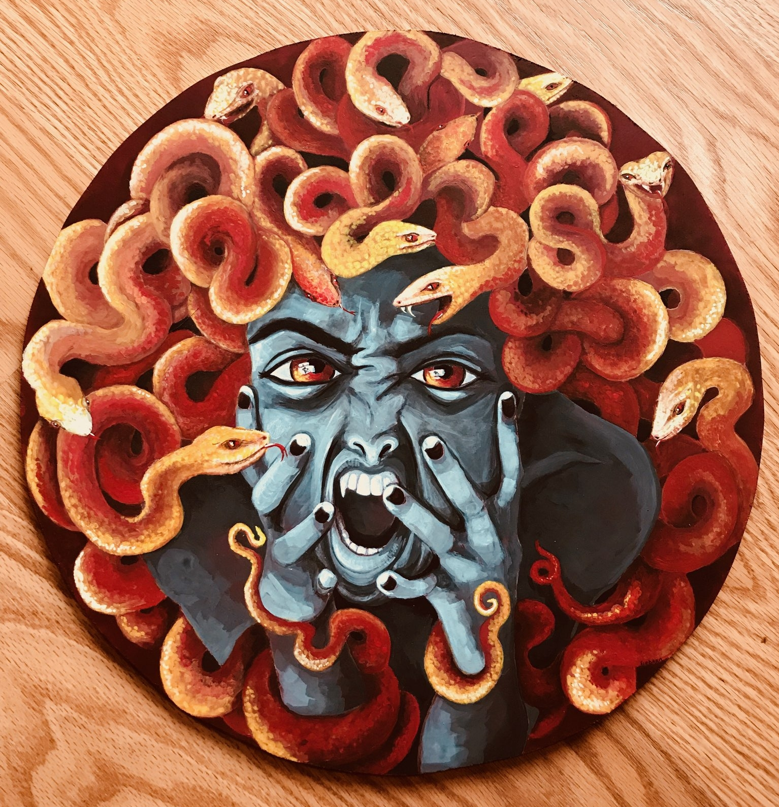 That Bitch is Crazy (Medusa)