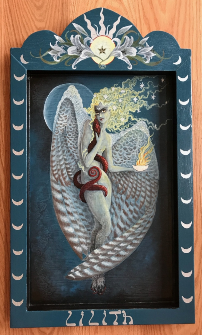 Lilith (Sumerian Goddess)