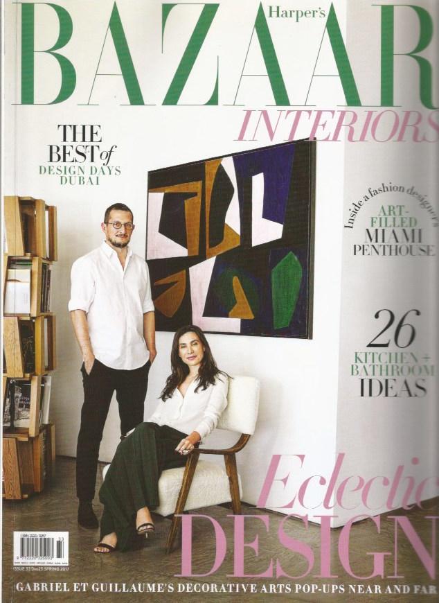 Harpers Bazaar Interiors - March 2017