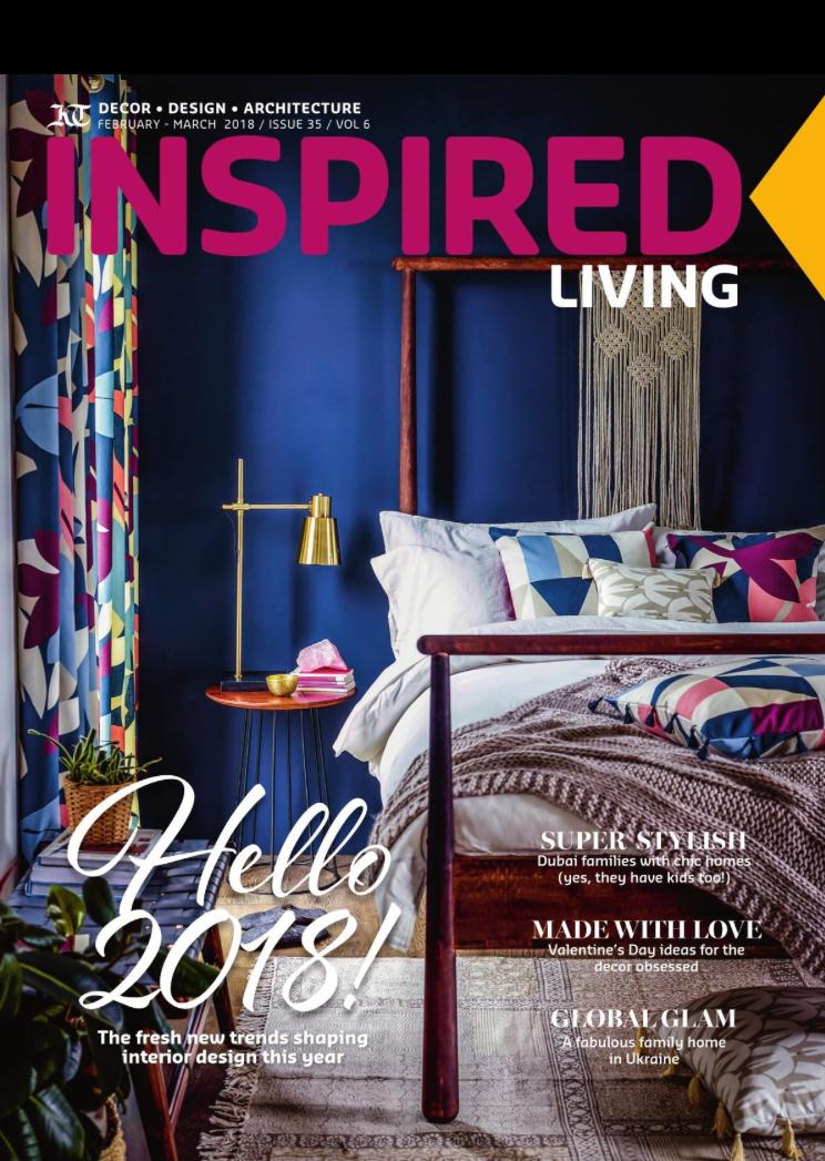 Inspired Living - February 2018