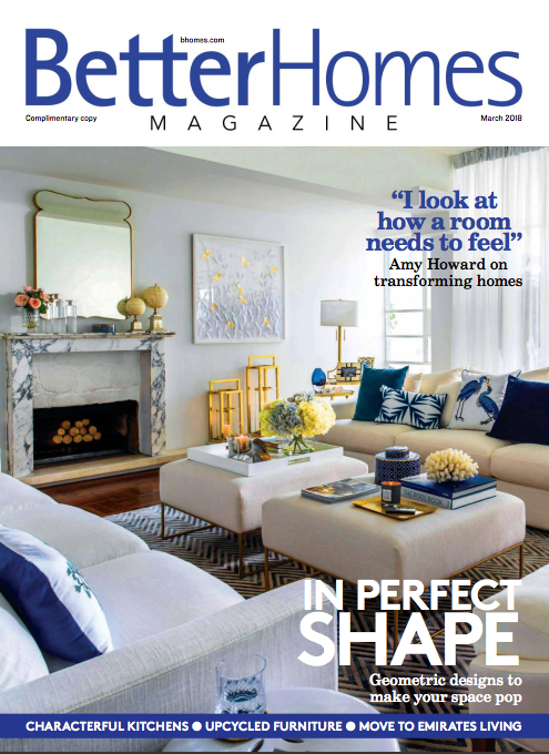 Better Homes Magazine - March 2018