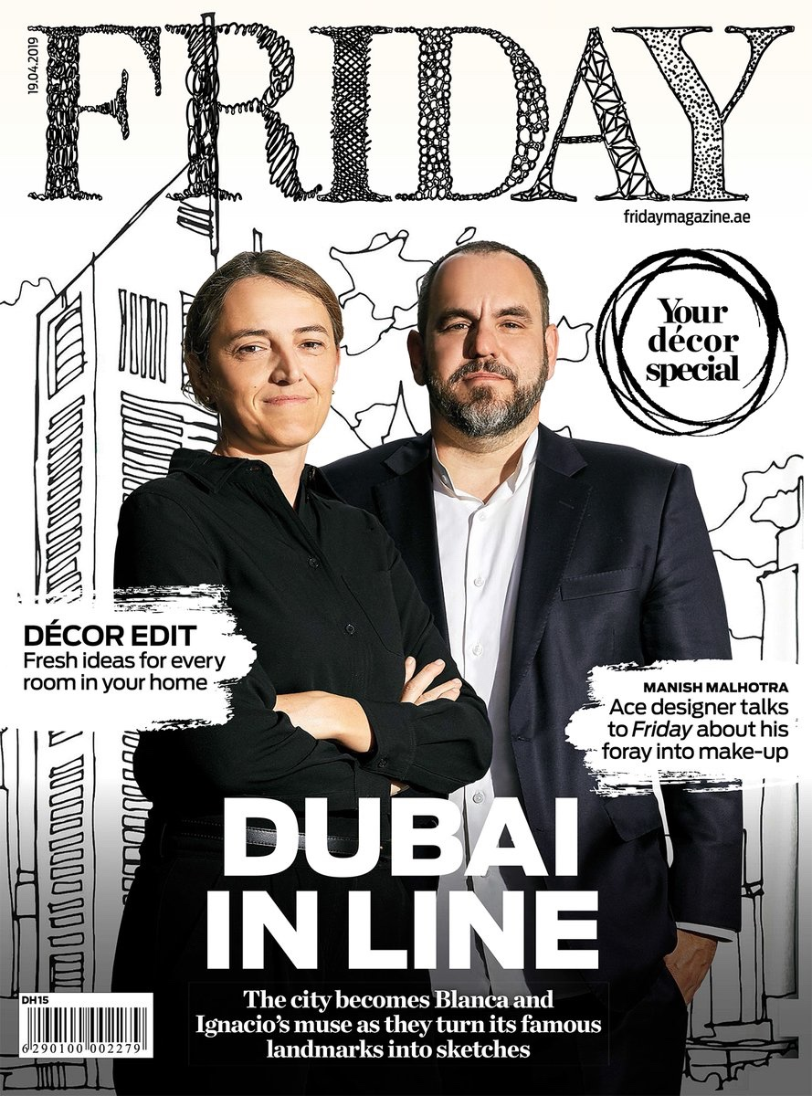 Friday Magazine - April 2019