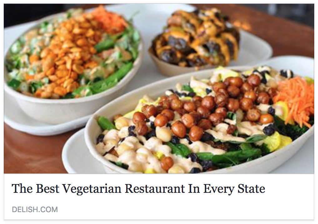 Colorado's Best Vegetarian Restaurant | Delish