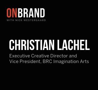 Christian Lachel - On Brand Podcast