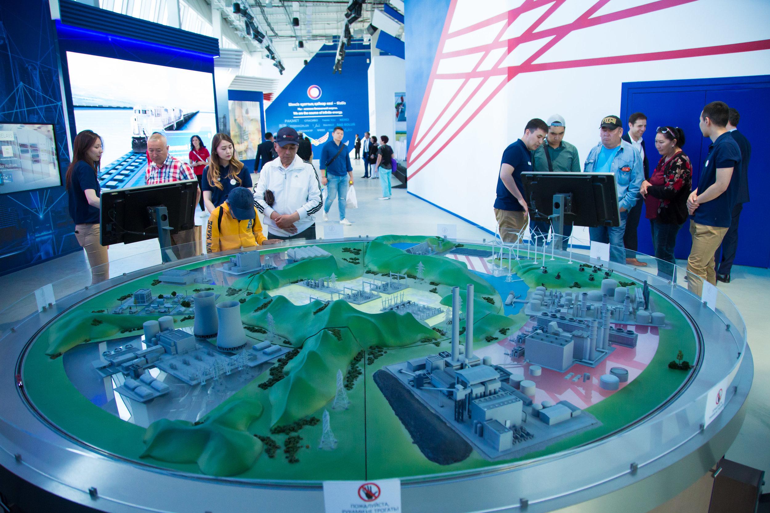 USA Pavilion - Astana