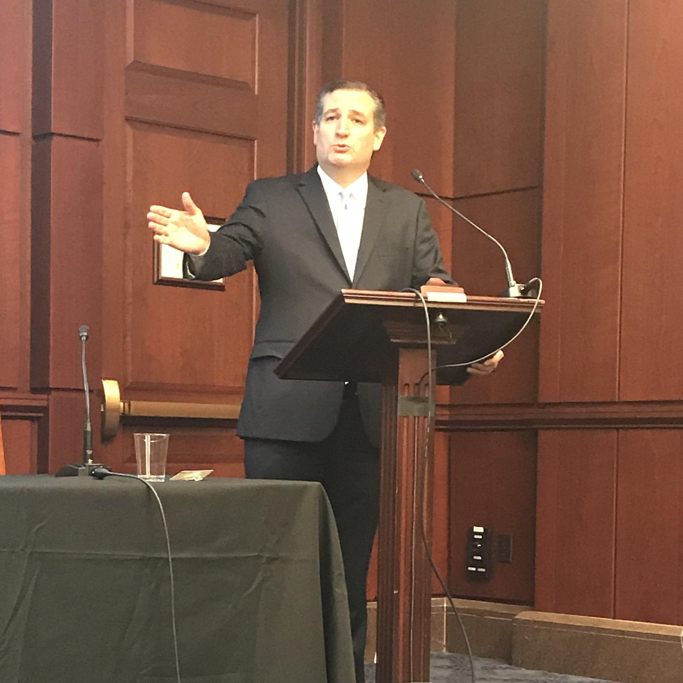 Senator Ted Cruz for Texas
