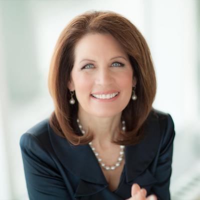 Rep. Michele Bachmann*   Former United States Representative for Minnesota