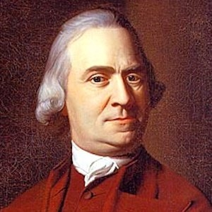 Founding Father John Hancock