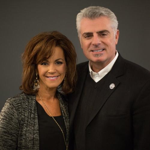 Tony and Gwen Brock*