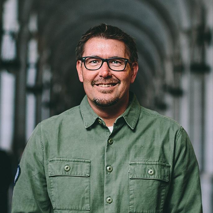 Pastor Mark Batterson*   National Community Church in Washington, D.C.