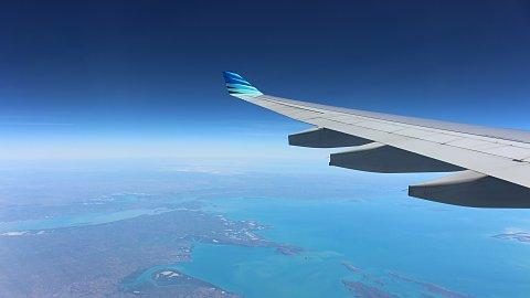 Day 1 - Depart USA to Tel Aviv