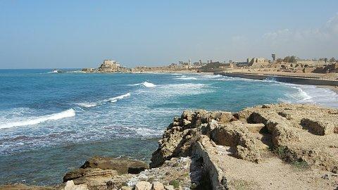 Day 3 - Caesarea Maritima, Mount Carmel, Megiddo And Tiberias