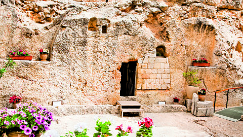Day 9 - March 23 – Antonia Fortress, Pool Of Bethesda, Church Of St. Anne, Via Dolorosa, And Garden Tomb