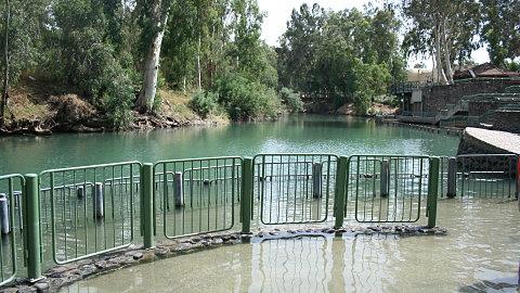 Day 5 - Jordan River, Jordan Valley, Jerusalem , Mt. Of Olives , Palm Sunday Road, And Gethsemane