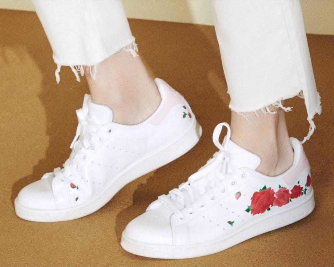 Mother Denim, La Rosa Sneaker Collection