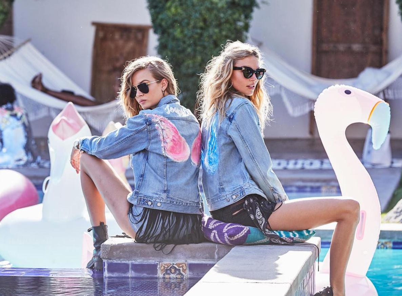 Victoria's Secret Angel Oasis, Coachella 2017