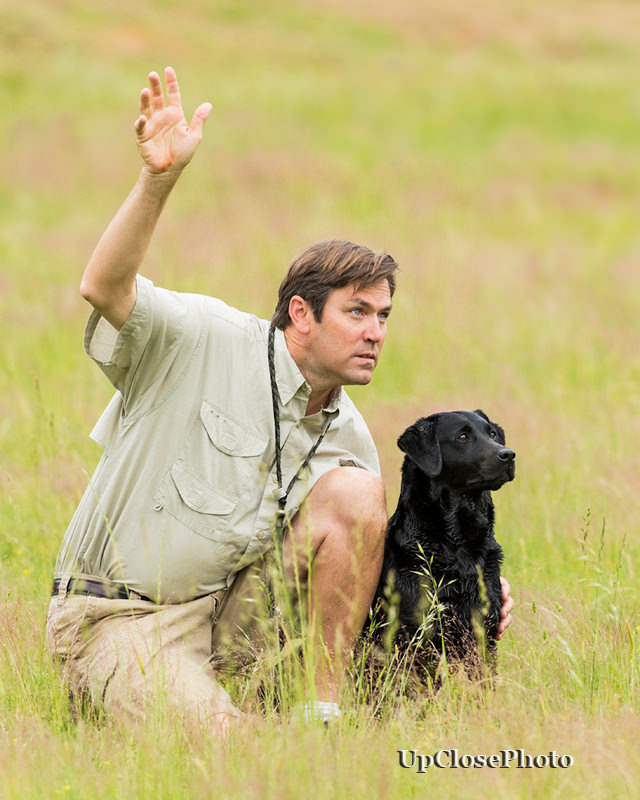Marty Roberts - Owner of Sporting Life Kennels