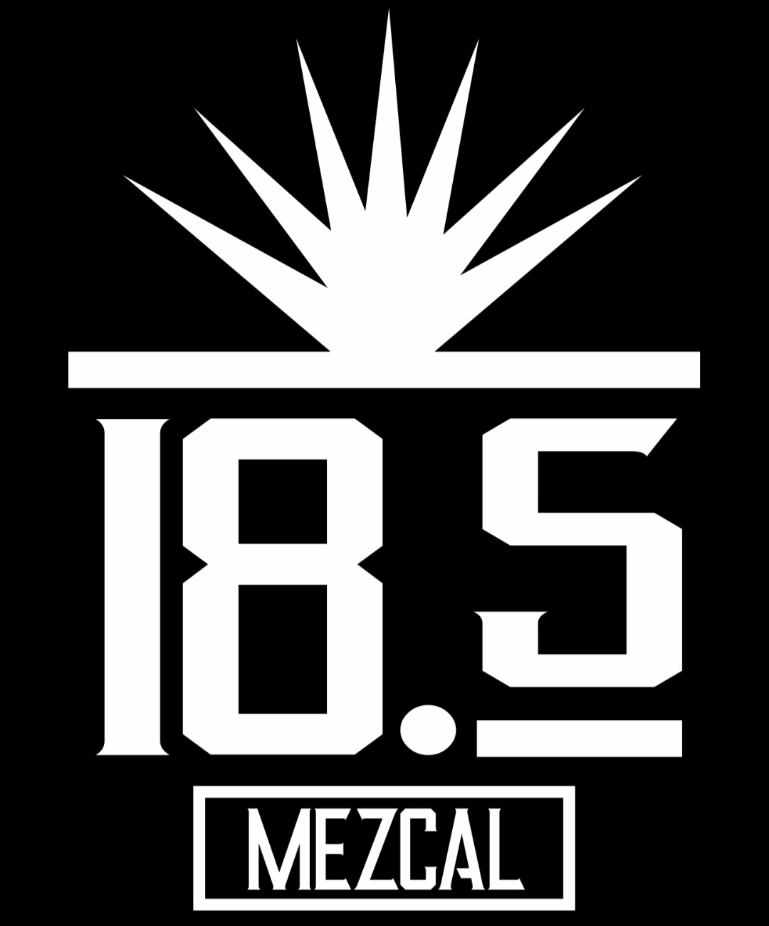 Logo anterior de la marca, pesado y fuerte, con un estilo rústico y visualmente irregular.