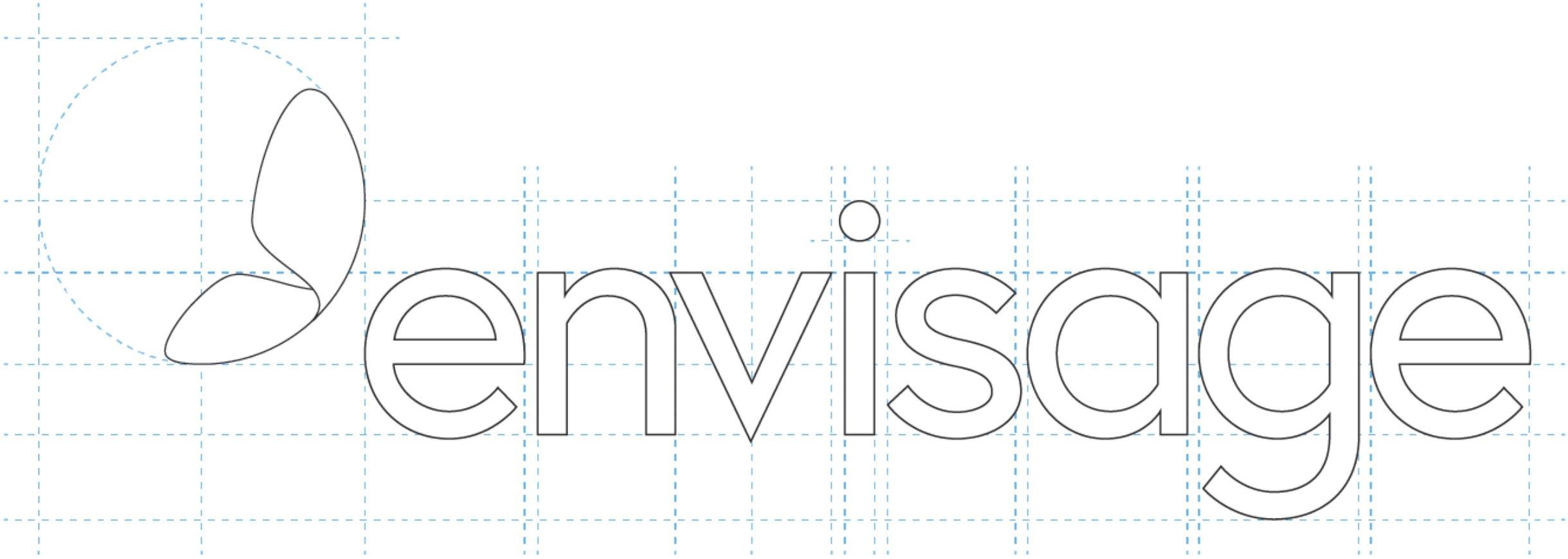 reticula logotipo envisage chedraui