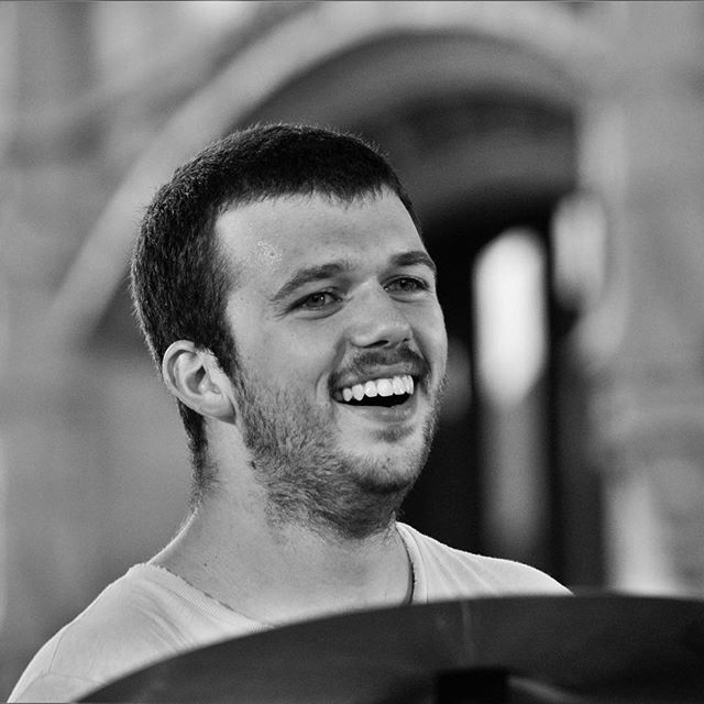 Happy birthday to the sweatiest drummer in the business!