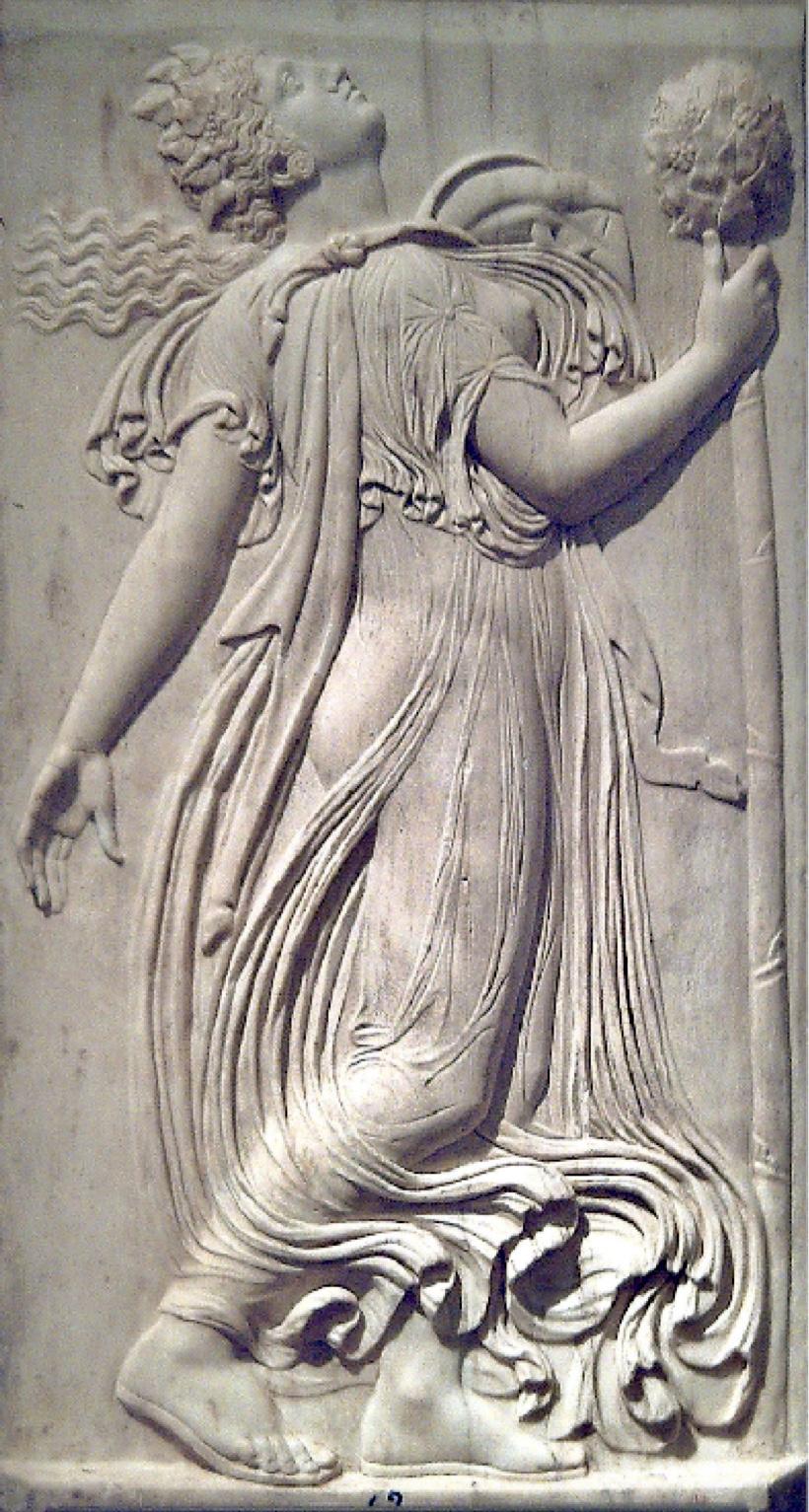Dancing Maenad, Follower of Dionysis  -Callimachus, 120-40AD